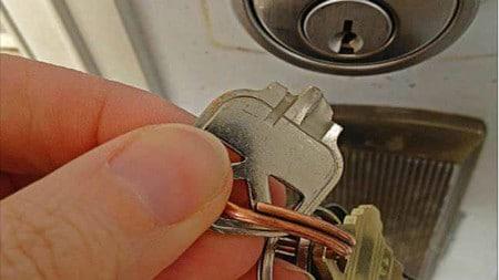 sleutel afgebroken hasselt